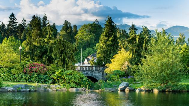 Vancouver Stanley Park (photo via abdullahecirli / iStock / Getty Images Plus)