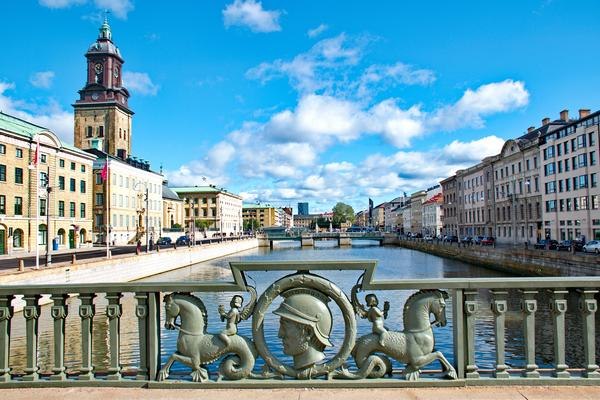 Gothenburg and Málaga Selected as 2020 European Capitals of Smart Tourism