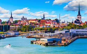 Tallinn, Estonia (photo via scanrail / iStock / Getty Images Plus)