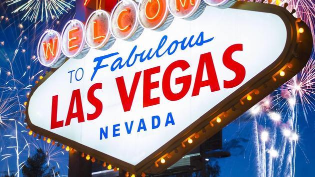 Las Vegas New Year(Twin Room,Start Las Vegas, End Las Vegas)