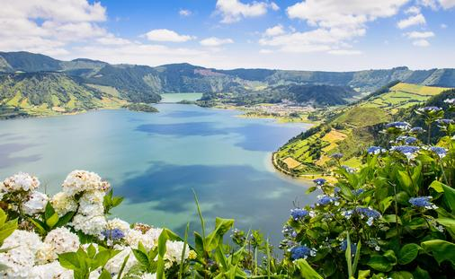 Portugal & Its Islands featuring the Estoril Coast, Azores & Madeira Islands