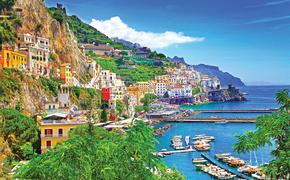 Southern Italy & Sicily featuring Taormina, Matera and the Amalfi Coast