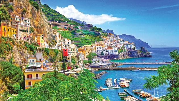 Southern Italy & Sicily featuring Taormina, Matera and the Amalfi Coast