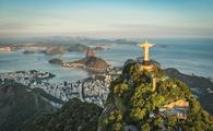 Journey Through South America featuring Santiago, Andean Lakes Crossing & Rio de Janeiro
