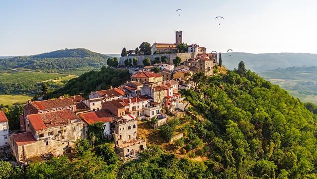 A Taste of the Balkans Featuring Croatia, Montenegro, Bosnia and Herzegovina & Slovenia