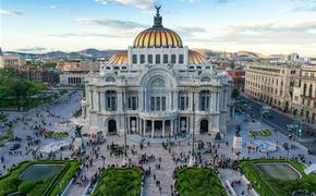 Mexico City is the capital of Mexico in North America. (photo via Nikolas Antoniou / iStock / Getty Images Plus)