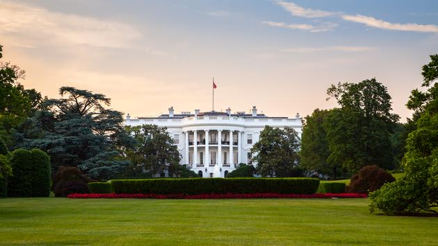 The iconic residence of the sitting President of the United States. (photo via bboserup / iStock / Getty Images Plus)